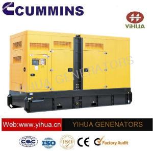 27.5 Diesel van de Stroom van Cummins van kVA Stille Generator [IC180309A]