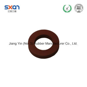 Moldeado por compresión personalizado color marrón/Viton FKM junta