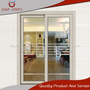 Внутренних дел алюминиевые раздвижные двери для телевизора/гостиной