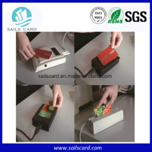 Plastica Cr80 che prestampa le schede in bianco per acquisto
