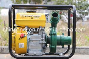 Moulage de 2pouce de fer de la pompe à eau diesel avec moteur 178F