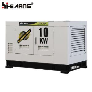 10квт бесшумный дизельный генератор с двигателем Quanchai (GF2-10КВТ)