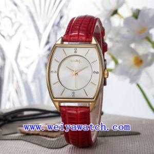 Signora di lusso Fashion Woman Watch (WY-037C) della vigilanza noma su ordinazione