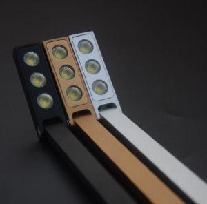 A luz do painel de LED para demonstrar, Jóias Exibir