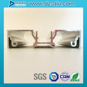 Подгонянный профиль сплава алюминия 6063 цвета для рамки парадного входа