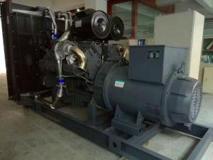 220 insieme di generazione elettrico diesel del motore Wd258d22 di potere di chilowatt Generator/275kVA Wuxi