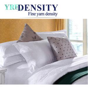 Yrf 100% 이집트 면 고급 호텔 침구는 연약한 호텔 시트와 베갯잇 침대 시트를 놓는다