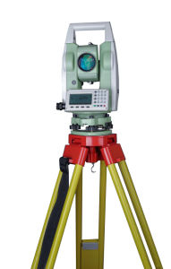Ts3-1 Reflectorless 400m Total Station à l'instrument d'arpentage Bluetooth
