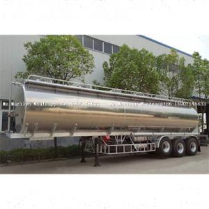 석유 유조선, 휘발유 탱크, 알루미늄 연료 유조선 트레일러