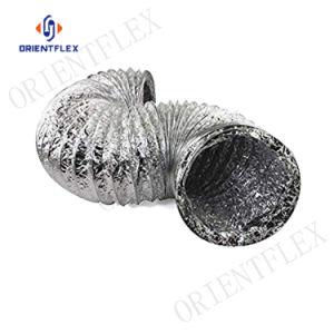 Flexible de dégazage du sécheur d'aluminium souple