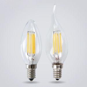 Lampadina incandescente tubolare poco costosa di prezzi 5W 10W 15W E27 del prodotto della Cina