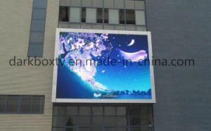 Haute luminosité de la publicité pleine couleur Outdoor (affichage LED SMD P6 tableau de bord)