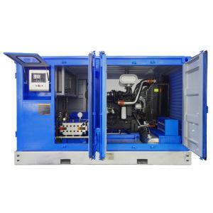 Pomp Van uitstekende kwaliteit van de Duiker 36000psi van de Verzekering van de handel de Elektrische (FJ0163)