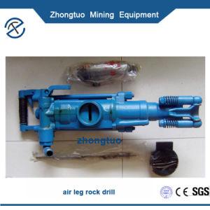 Di perforatrice pneumatico della perforatrice da roccia Yt28 pungente con il sostegno pneumatico
