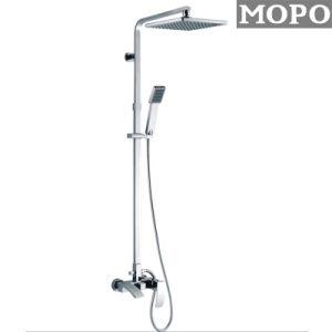 浴室のアクセサリの銀色のカラー真鍮のシャワー