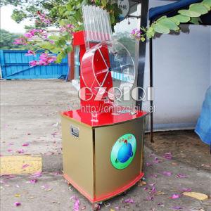 古典的なビンゴの球の宝くじ機械賭ける機械