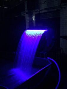 ステンレス鋼304の鉱泉のプールのマッサージ装置の滝