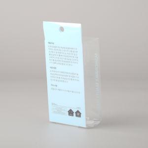La caja plegable embalaje plástico transparente para los productos de maquillaje