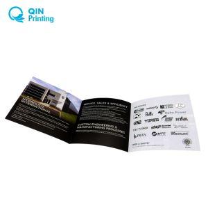 専門のリーフレットのフライヤのパンフレットの印刷