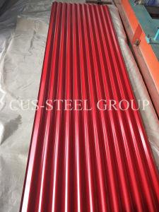 Colorare lo strato d'acciaio del tetto del metallo ondulato Panel/PPGI del tetto