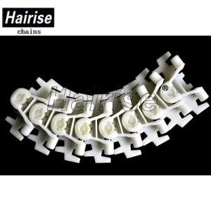 Hairise plastique blanc avec la chaîne du convoyeur d'Har Type-2350pw