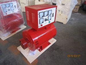 Série Stc 30KW AC escovas síncrono alternador