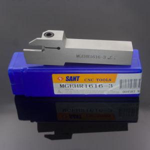Mgehr1616-3 ranurar externo girando con insertos de carburo herramientas indexables