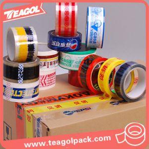 Com base em acrílico de alta qualidade BOPP fita adesiva de embalagem