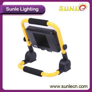 Прожекторы светодиодный индикатор желтого цвета, Аккумуляторный Прожектор (SLWB)