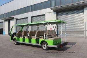 17 assentos elevadores eléctricos de autocarro turístico para o Turismo