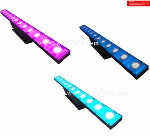LEDの段階ライトピクセルバックライトのストリップの洗浄壁の段階ライト