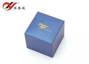 لون زرقاء [جولري بوإكس] بلاستيكيّة/يعبّئ صندوق لأنّ مجوهرات تخزين