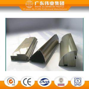 Perfil de extrusión de aluminio para la ventana y puerta.