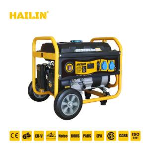 1000 watt-5000watt portáteis de baixo custo a gasolina/gerador de gases com Fase Única