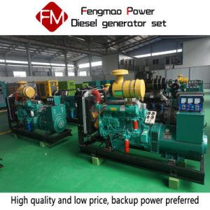 La fabbrica usa il gruppo elettrogeno diesel della Cina Weifang 100kw/125kVA