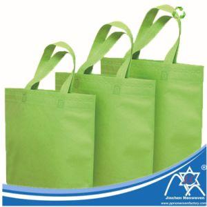 Multifunzionale levar in piedi in su la signora non tessuta Bag di Spunbond con stampa personalizzata