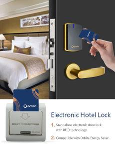 ホテルスマートな部屋システムが付いている分割されたRFのホテルロック