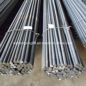 Rebar van het staal, de Misvormde Staaf van het Staal, de Staven van het Ijzer voor Bouw/Beton/de Bouw