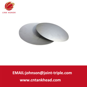 03-02-klein Roestvrij staal Sferisch GLB voor de Naadloze Delen van de Buis Tozirconium of van de Tank