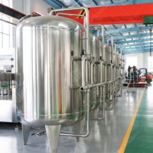 RO Water Purification Equipment Reverse met Ce en ISO