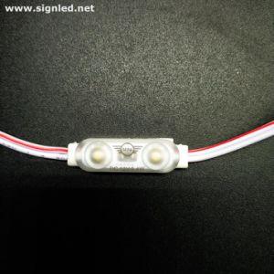 LED de color personalizadas del módulo de inyección de iluminación de letras de canal