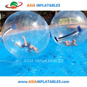 Прочного 2m надувные воды в нескольких минутах ходьбы шаровой шарнир