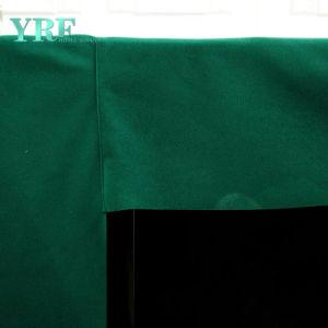 Hotel Apartamento Yrf hilado teñido de falda de la tabla