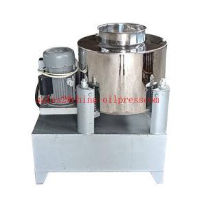 L'huile comestible Machine du filtre à huile centrifuge