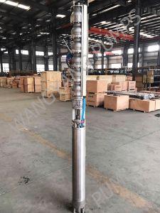 Edelstahl-versenkbare vertikale Turbine-tiefe Vertiefungs-zentrifugale Wasser-Pumpe