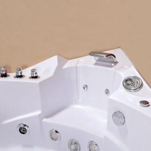Masaje de bañera de hidromasaje con LED luz bajo el agua (TLP-632)