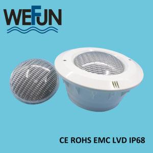 Indicatore luminoso subacqueo di vendita caldo della piscina di IP68 12V 35W LED PAR56 con il posto adatto