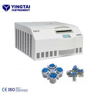 Centrifuga refrigerata a bassa velocità del laboratorio di piano d'appoggio con 4X250ml