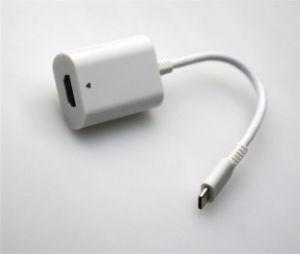HDMI 변환기 컴퓨터 HD 투상 USB-C 접합기 HDMI에 유형 C