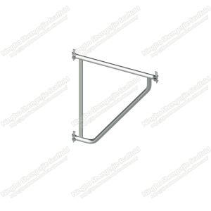 O-Tipo HDG di Sidebracket che galvanizza per il materiale da costruzione dell'impalcatura di Ringlock